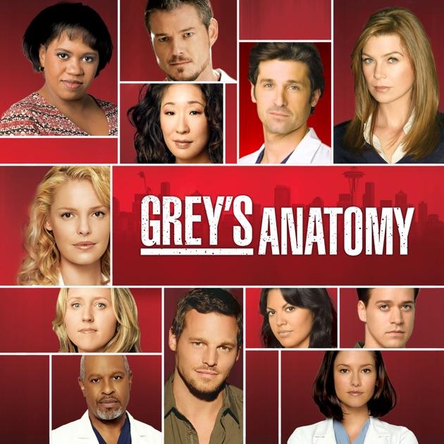 "Grey\'s Anatomy, Season 4"" in iTunes"