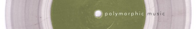 Polymorphic netlabel podcast - freeform sounds [independent, techno, minimal, ambient, electronic, guitar based, improvised]