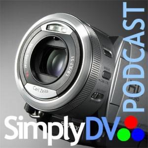 The SimplyDV Digital Video Podcast
