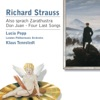 Strauss: Also sprach Zarathustra/Don Juan/4 Last Songs etc, Klaus Tennstedt & London Philharmonic Orchestra