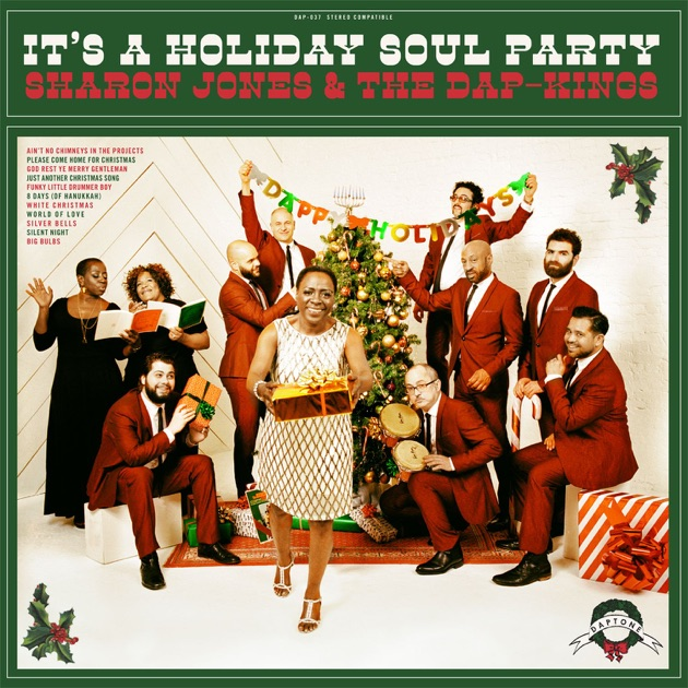 It's a Holiday Soul Party by Sharon Jones & The Dap-Kings on Apple ...