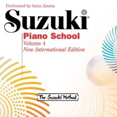 Suzuki Piano School, Vol. 4