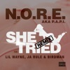 She Tried (Remix) [feat. Lil Wayne, Ja Rule & Birdman] - Single, N.O.R.E.