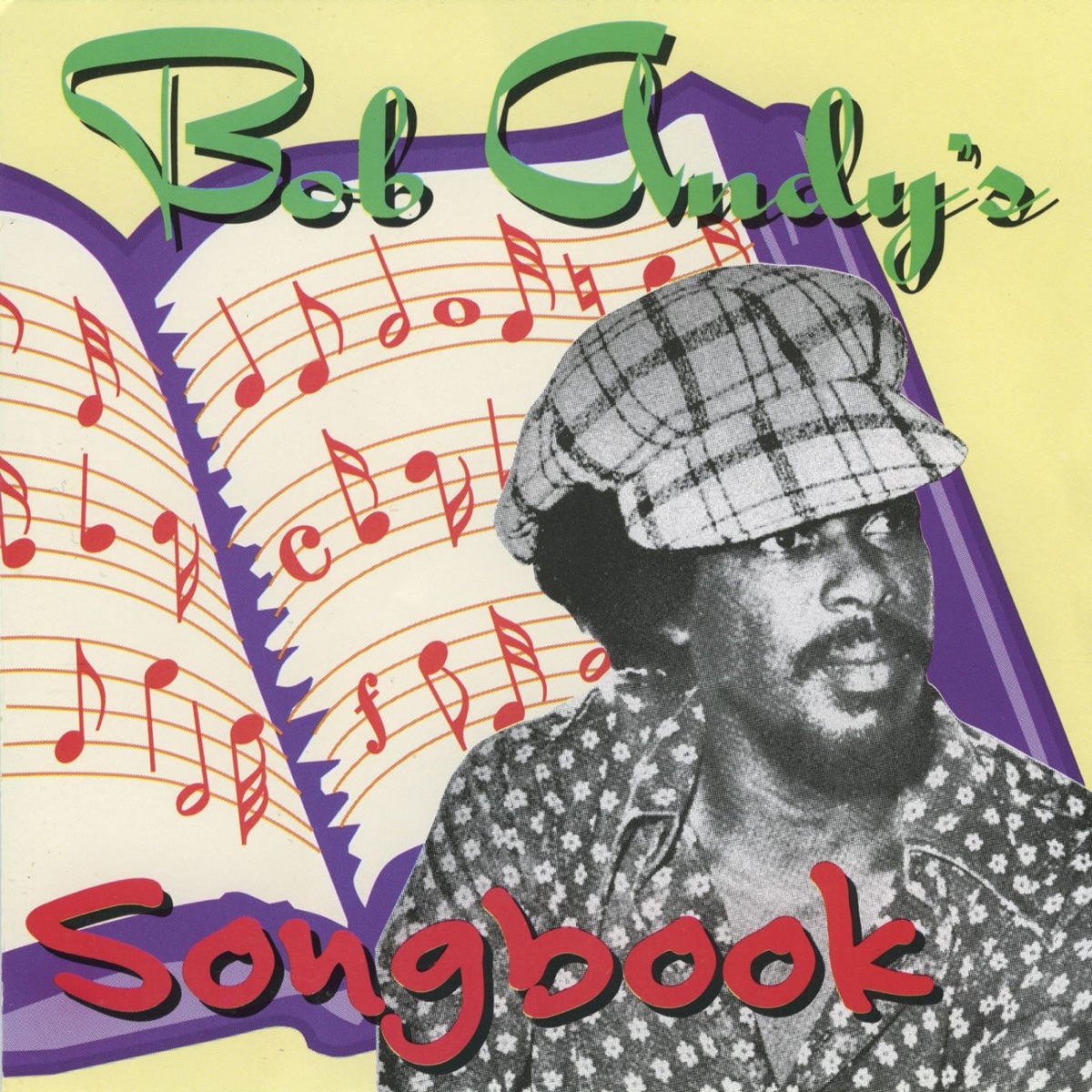 Songbook Bob Andy CD cover