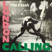 The Clash - London Calling artwork