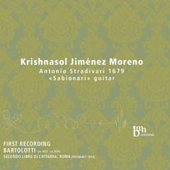 Bartolotti: Secondo libro di chitarra (First Recording, Deluxe Version)