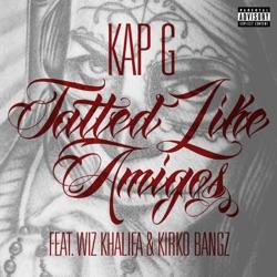 Tatted like amigos (feat. Wiz khalifa & kirko bangz) [remix.