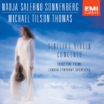 London Symphony Orchestra, Michael Tilson Thomas & Nadja Salerno-Sonnenberg - Violin Concerto in D Minor, Op. 47: I. Allegro moderato