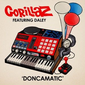 Doncamatic (feat. Daley) - EP Mp3 Download