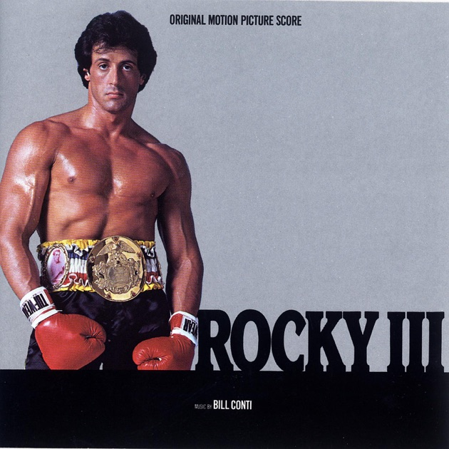 rocky iii original motion picture score by various artists on apple music. Black Bedroom Furniture Sets. Home Design Ideas