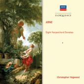 Arne: Eight Harpsichord Sonatas