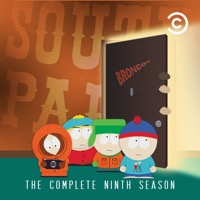 South Park, Season 9 (iTunes)