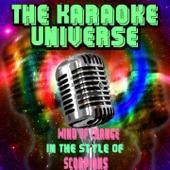 Wind of Change (Karaoke Version) [In the Style of Scorpions]