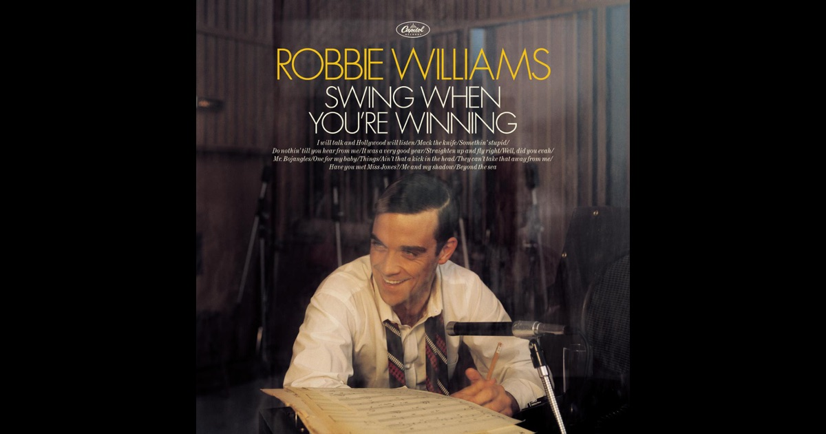 robbie williams swing when you re winning download