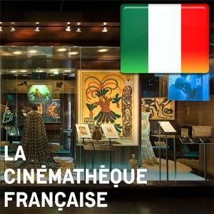 Audioguida del museo della Cinémathèque