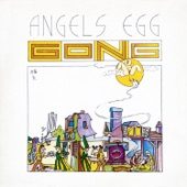 Gong - I Never Glid Before