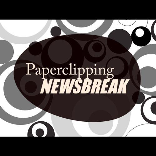 Paperclipping Newsbreak