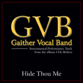 Hide Thou Me (Performance Tracks) - EP