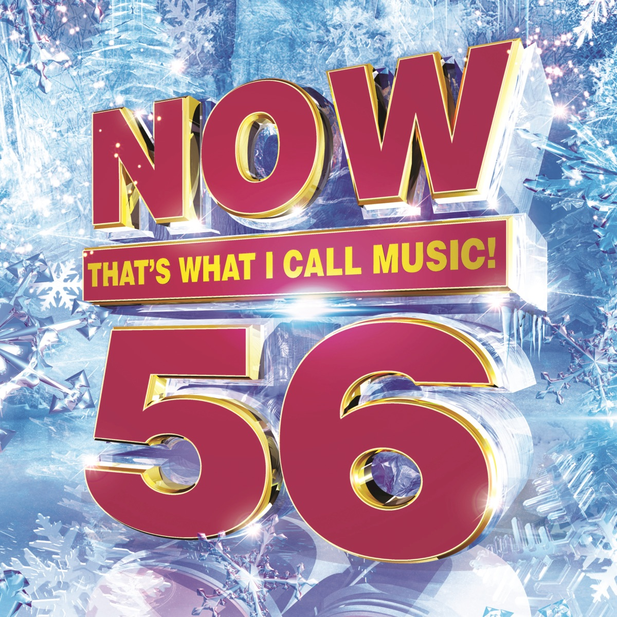 Now That\'s What I Call Music, Vol. 56 Album Cover by Various Artists