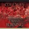 Coleman Barks - I Want Burning: The Ecstatic World of Rumi, Hafiz, and Lalla artwork