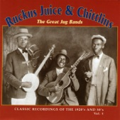 Jack Kelly & His South Memphis Jug Band - Cold Iron Bed