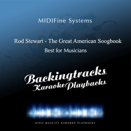 The Great American Songbook (Karaoke Version) by MIDIFine Systems