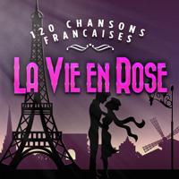 Various Artists - La vie en rose - 120 chansons françaises artwork