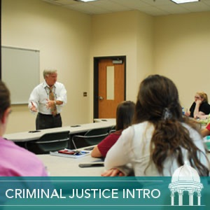 Intro to Criminal Justice - Podcasts