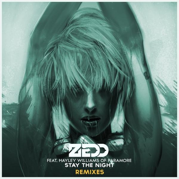 Zedd and Hayley Williams - Stay The Night