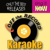 Back When (In the Style of Tim Mcgraw) [Karaoke Version]