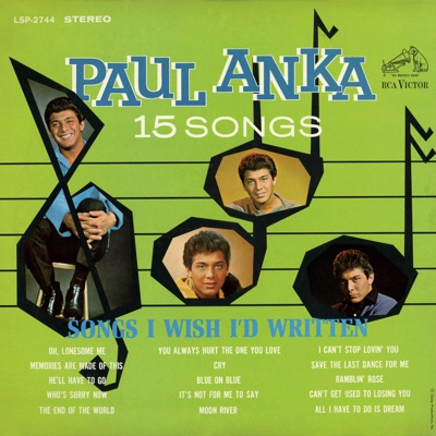 Songs I Wish I'd Written - Paul Anka