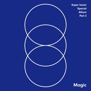 SUPER JUNIOR - MAGIC – SUPER JUNIOR SPECIAL ALBUM, Pt. 2