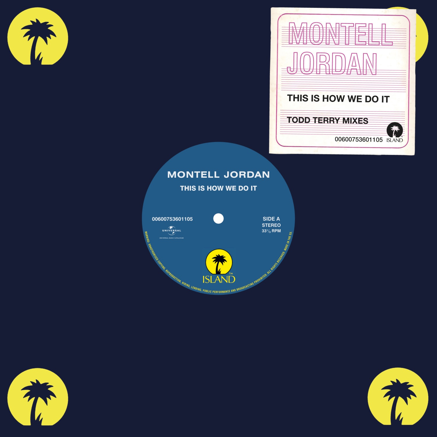 This Is How We Do It (Todd Terry Mixes) - EP