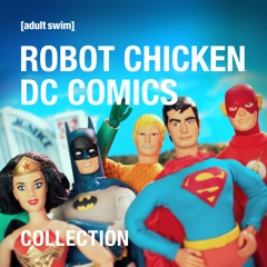 Robot Chicken, DC Special
