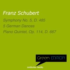 "Piano Quintet in A Major, Op. 114, D. 667 ""Trout Quintet"": IV. Tema con variazioni. Andantino - Allegretto"