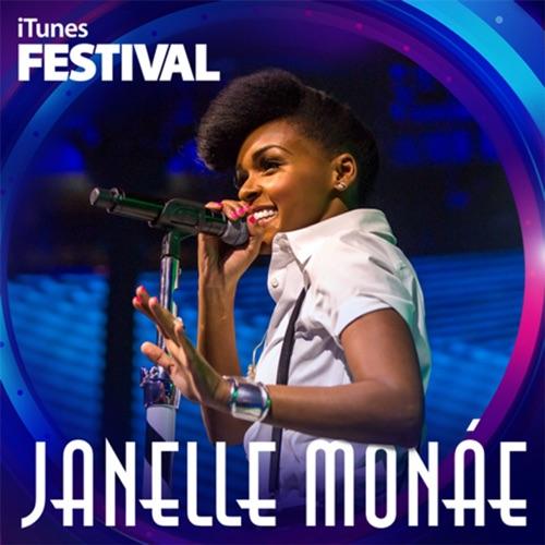 Janelle Monáe - iTunes Festival: London 2013 - EP