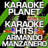 Karaoke Hits Armando Manzanero (Karaoke Version) - EP - A-Type Player