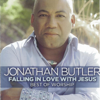 Jonathan Butler - Falling In Love With Jesus artwork