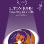 Playalong for Violin: Elton John