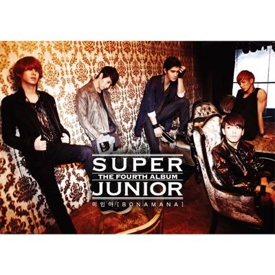 Bonamana - The 4th Album - Super Junior