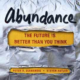 Abundance: The Future Is Better Than You Think (Unabridged) audiobook