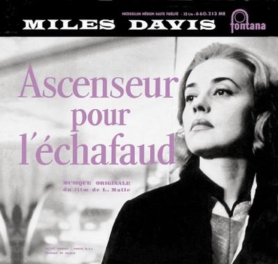 Ascenseur pour l'échafaud - Miles Davis album