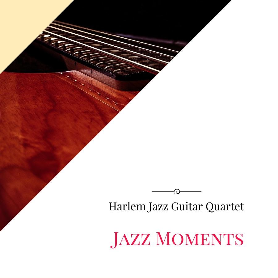 Harlem Jazz Guitar Quartet - Jazz Moments