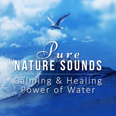 Pure Nature Sounds: Calming & Healing Power of Water, Soothing Rain, Relaxing Ocean Waves, Flowing River & Waterfalls