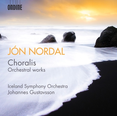 Jón Nordal: Choralis - Iceland Symphony Orchestra & Johannes Gustavsson album