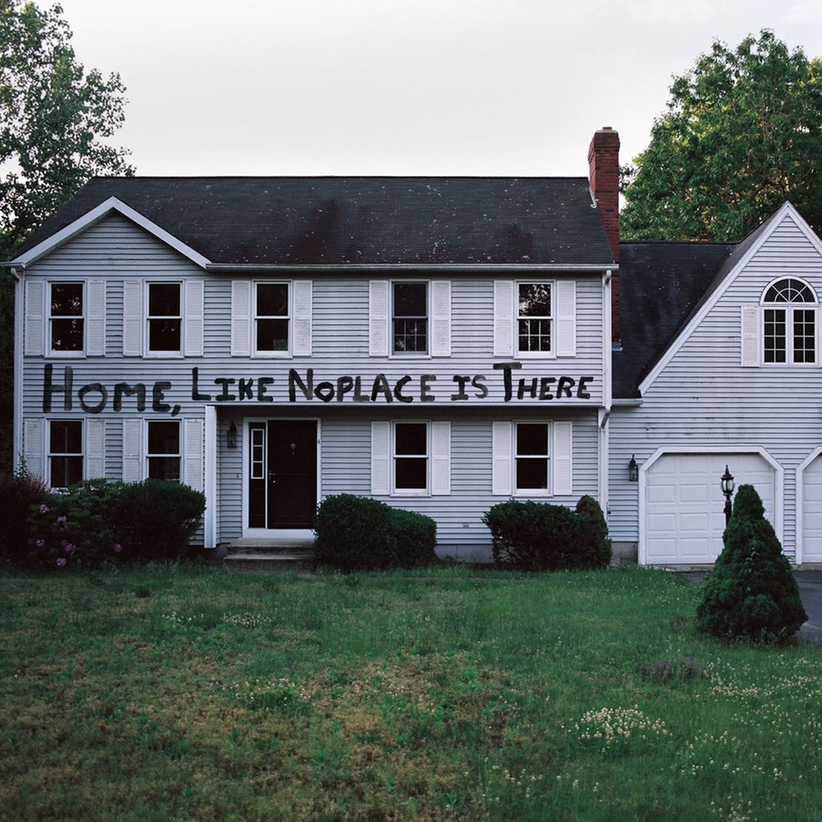 Home Like Noplace Is There The Hotelier CD cover