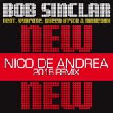 New New New (feat. Vybrate, Queen Ifrica & Makedah) [Nico De Andrea 2016 Remix] - Single