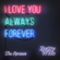Betty Who - I Love You Always Forever (Remixes) - EP