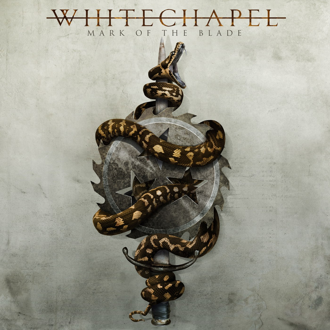 Whitechapel - A Killing Industry [new track] (2016)