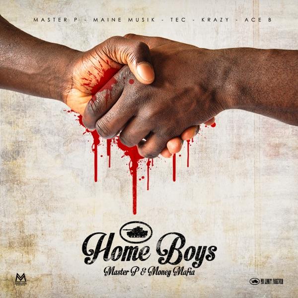 Home Boys (feat. Maine Musik, TEC, Krazy & Ace B) - Single